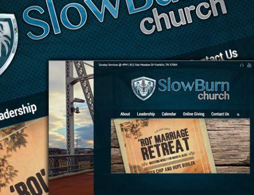 SlowBurn Church