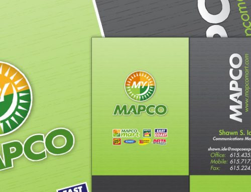 Mapco Business Card