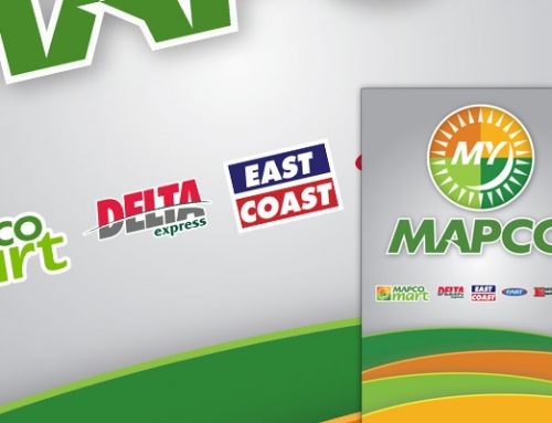 Mapco – Recruiting Booth Banner