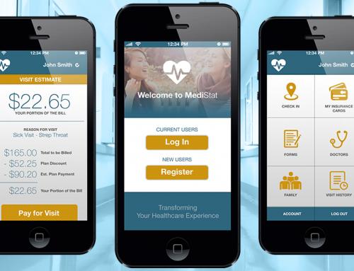 MediStat Healthcare App